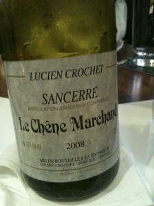 Le Chene Marchand 2008